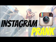 Instagram Prank (JStuStudios)!