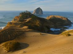 Cape Kiwanda and Pacific City, Oregon: The Perfect Beach Vacation Pacific City Oregon, Oregon Coast, Pacific Northwest, Vacation Trips, Vacation Spots, Vacations, Places To Travel, Places To See, Oregon Dunes
