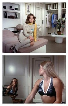 Moonbase Alpha female personnel - Space 1999