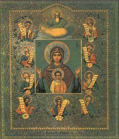 L'icona della Madre di Dio di Kursk