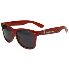 "Atlanta Falcons Beachfarer """"Wayfarer"""" Sunglasses"