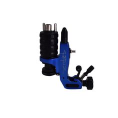 AMEN brand new blue unique Professional strong power quiet light aluminum frame shader and liner Rotary Tattoo Machine #Affiliate