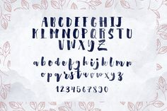Heartwell is a modern calligraphy brush typefaces that was created and published by Flavortype.
