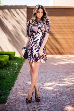 MEU LOOK – LOVELY DRESS! BY THÁSSIA NAVES