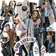 The perfect combo Mood Boards, The Dreamers, Jackets, Style, Fashion, Down Jackets, Fashion Styles, Jacket, Fashion Illustrations