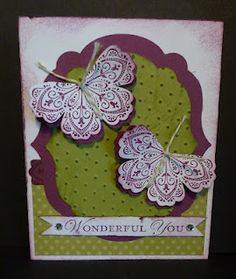 Stampin'Up Mixed Bunch stamp set. This is my favorite set!  Buy the matching punch at the same time!