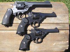 Webley Revolver Help - Calguns.net