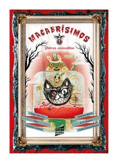 #zerda #zerdahector #reyarlequin  #macabrisimos #macabro #ilustracion #ilustrador #lowbrow #surrealismo #arte #artista #artedigital #humor #humorgrafico #historieta #terror #monstruos #poe #ZerdaHector #HectorZerda #ReyArlequin #SalimEdiciones