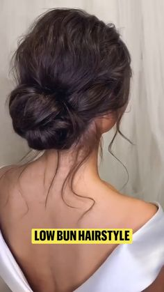 Homemade Hair Treatments, Ash Hair, Low Bun Hairstyles, Hair Upstyles, Magic Hair, Hair Affair, Braids For Long Hair, Wedding Hair And Makeup, Hair Pictures