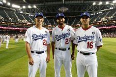 Kershaw, Kemp, Eithier. LA Goons