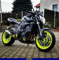 Uploaded for: Yamaha - Yamaha - ID: 628651 Street Fighter Motorcycle, Futuristic Motorcycle, Motorcycle Outfit, Fz Bike, Moto Bike, Yamaha Motorbikes, Yamaha Bikes, Yamaha Fz 16, Super Bikes