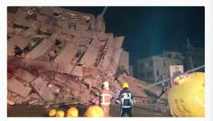 Earthquake today in Taiwan 2016 news update [Photo]: Twitter pics reveal severely damaged buildings after 6.4 quake | Christian News on Christian Today