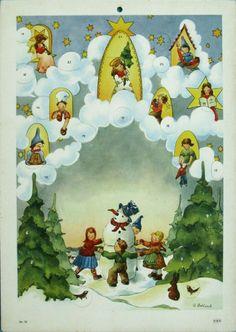 ursula ortlieb, advent calendar