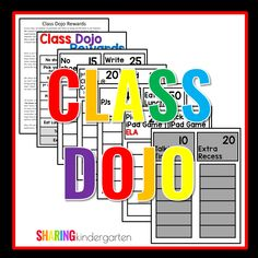 Attention all you teachers who love to use Class Dojo as a communication tool in your classrooms. Class Dojo now as a feature that allows you to redeem Class Dojo, Classroom Rewards, Classroom Management, Pbis School, Dojo Points, Kindergarten, Redeem Points, Letter To Parents, 100 Days Of School