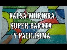 Faux Stained Glass, Stained Glass Windows, Homemade Art, Never Stop Learning, Easy Diy Crafts, Diy Projects To Try, Handicraft, Art Lessons, Glass Art