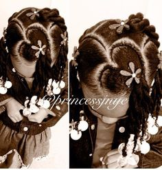 Kids fashion......hair style
