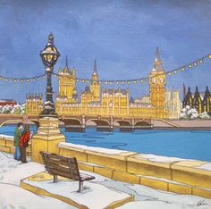 westminister walk