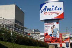 Shopping Anita. #curitiba