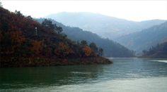 Yangtze - This river cruise has three main draws – Shanghai, Beijing and sailing through the Three Gorges.