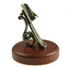 Pennenhouder voor een kroontjespen of veren pen