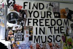 inspiration wall-- bedroom