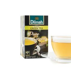The Dilmah Pure Green tea is an all-natural pure, aromatic, pale yellow beverage that has a slightly sweet finish. It is well known that green tea has amazing health benefits as it is rich in antioxidants. Pure Green Tea, Health Benefits, Beverages, Organic, Pure Products, Tableware, Free Shipping, Yellow, Natural