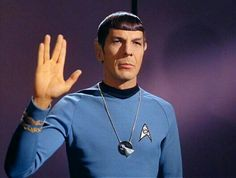 Rest in peace Spock.  My fave Trek character