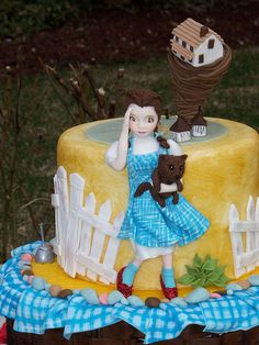 Off to see the Wizard by Erin Salerno, via Flickr