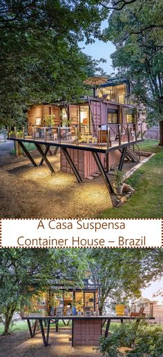 Looking for how to renovate shipping container into house, Shop, Garage or Workshop? Here are extensive shipping Container Houses Ideas for you! shipping container homes Building A Container Home, Container Buildings, Container Architecture, Architecture Design, Container Van House, Container Cabin, Sustainable Architecture, Shipping Container Home Designs, Container Design