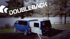 Volkswagen Transporter Doubleback - video screencap Visit us for camping holidays http://www.adventuretravelshop.co.uk/