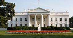 White house Washington DC. where my party will be