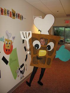 Waffle #costume