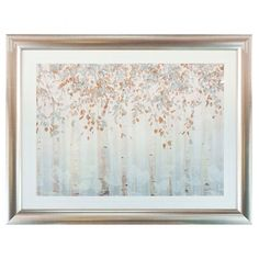 Arthouse Trees With Blue Leaves 50X70 - Prints & Wall Hangings - Homewares