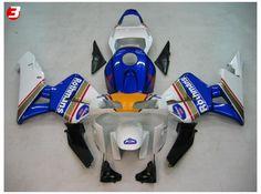 Honda CBR600RR 2003 2004 Fairing http://www.ktmotorcycle.com/motorcycle-fairing/honda-fairing/injection-molded-abs-fairing-yellow-for-honda-cbr600rr-2003-2004-cbr600-f5-03-04.html