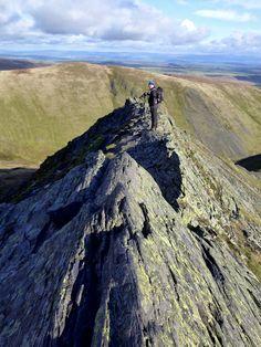 Fell Running, Wild Camp, Country Walk, Mountain Hiking, English Countryside, Cumbria, Mountain Landscape, Lake District, Rock Climbing
