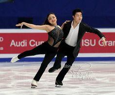 Maia Shibutani & Alex Shibutani (USA)