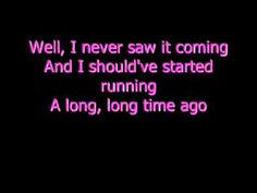 Chris Daughtry - Over You [Lyrics] - need to scream this one asap