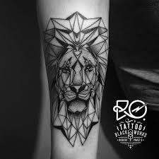 Afbeeldingsresultaat voor geometric lion
