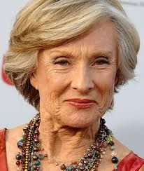 """Cloris Leachman:  """"Now men and women are separate and unequal. We should be hand in hand; in fact, we should have our arms around each other."""""""