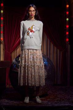 Karen walker galaxy dress images