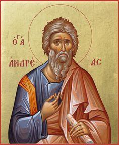 Άγιος Ανδρέας ο Απόστολος / Saint Andrew the Apostle