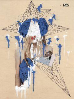collage art tumblr - Cerca con Google