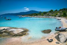 Things to do in Sithonia, a peninsula of Halkidiki in Greece Greek Island Holidays, Greece Holidays, Places To Travel, Places To Visit, Travel Destinations, Mykonos Greece, Crete Greece, Athens Greece, Travel