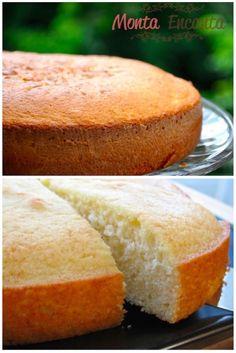 Bolo Branco, O pão de ló é mais uma herança portuguesa um dos primeiros tipos de bolo feitos no Brasil a que se tem notícia.