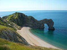 Durdle Dor in Dorset
