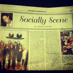 Check Out My Latest Column... Featuring an onsite review of last weeks event at Diane Von Furstenberg honoring Dress for Success. A preview to the Holiday Shopping Stroll and other festive events. Follow the link for the full scoop!  http://bostonpostgazette.com/gazette_11-29-13.pdf #sociallyscene #dianevonfurstenberg @Dress for Success @thewomenofboston #boston #boss #northend #newbury #fashion #style #journalism #success