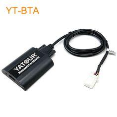 Yatour BTA Car Bluetooth Adapter Kit for Factory Radio for Lexus ES300 ES330 IS220 IS250 IS300 IS350 GS300 GS400 GS430 GS450H