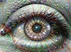 Deep Dream Eye 4 by KLMjr. #eye #eyes #deepdream #digitalart #digitalmanipulation #computerdream #trippy #psychedelic #psychedelia by kendrofious_morificus