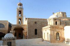 9 Famous Biblical Sites in Bethlehem: Mar Theodosius Monastery