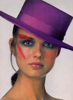 Top Models of the World.com: Beshka 1970 Vogue
